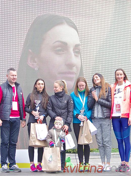 Loreta Kančytė laimėjo savo distanciją ir Birštono pusmaratonio varžybose