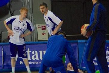 """Broliai Šeškai pelnėpo 10 taškų. Krito ir Kinijos """"Blue"""" komanda"""