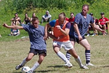 Jiezno seniūnijos futbolo turnyras (Foto akimirkos)