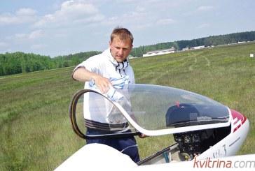 Europos sklandymo čempionate po dviejų pratimų – Gvidas Sabeckis šeštas