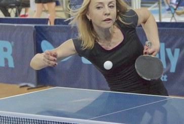 Tarptautinis stalo teniso turnyras Prienuose. 1 diena. (Foto akimirkos)