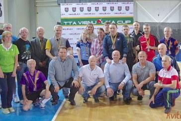 Tarptautinis stalo teniso turnyras Prienuose, 2 diena (Foto akimirkos)