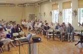Balbieriškio seniūnijos vasaros šventė. Konferencija (Foto reportažas)