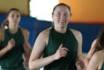 Prieniškė Livija Sakevičiūtė – aštuoniolikmečių krepšinio rinktinės stovykloje