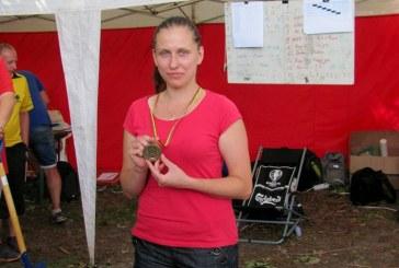 Irma Gedminaitė – geriausia precizinio rutulių išmušinėjimo meistrė Lietuvoje