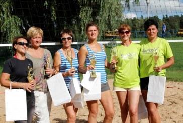 Šeštadienį Birštone vyks paplūdimio tinklinio turnyras Ritai Verbickienei ir Viliui Pranckevičiui atminti