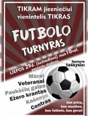 Jiezno seniūnijos XXVI futbolo turnyras