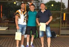 """Prieniškiai eilinį kartą tapo """"Grand SPA Lietuva"""" dvejetų teniso turnyro nugalėtojais"""
