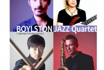 """Boylston jazz quartet"" Kurhauze"