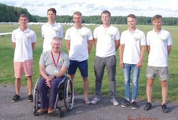 Lietuvos komandos nariai prarado lyderių pozicijas