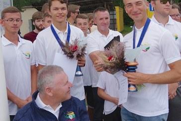 Pociūnuose vykusiame Pasaulio jaunimo sklandymo čempionate – dvi lietuvių prizinės vietos