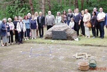Paminėtos  76-osios žydų žudynių metinės  Prienuose (Foto reportažas)