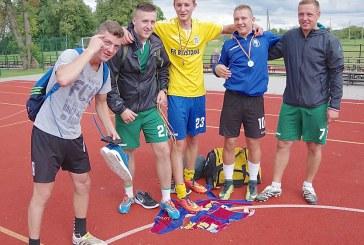 Birštono seniūnijos sporto žaidynės (Foto reportažas)