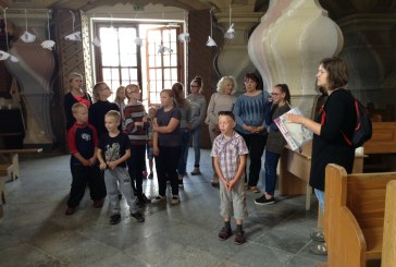 Kašonių biblioteka surengė ekskursiją į Jiezną