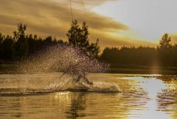 Birštono kurorte atidaromas naujas vandenlenčių parkas