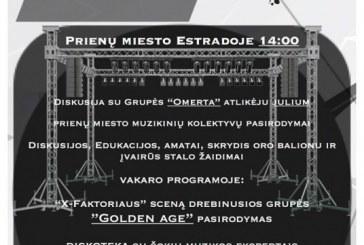 Prienų miesto jaunimo šventė