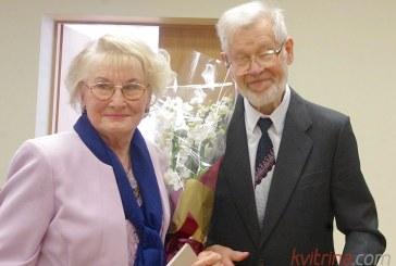 Rašytojui Vytautui Bubniui – 85-eri. Prienai (Foto akimirkos)