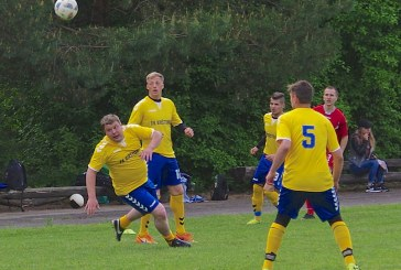 """FK """"Birštonas"""" skrydis antrajame rate garantavo PFL čempionato nugalėtojo vardą"""