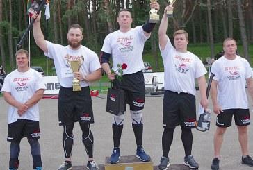 Galiūnų turnyras Birštono estradoje (Foto reportažas)