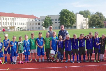 """Futbolo diena"" Birštone. Vaikučiai  (Foto reportažas)"