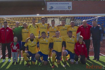 PFL taurės finalas Birštone (Foto reportažas)