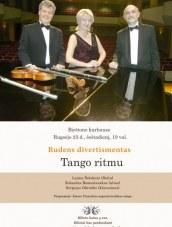 Tango ritmu