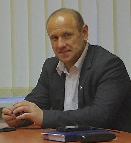 Prienų rajono savivaldybės administracijos dirktorius Egidijus Visockas
