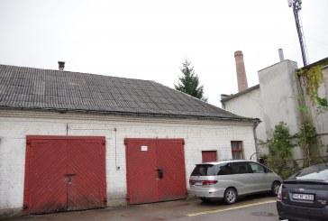 Savivaldybės ir biudžetinių įstaigų garažai – vagių taikinyje