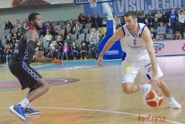 """""""Vytautas"""" sužaidė sezono rungtynes, bet pralaimėjo"""