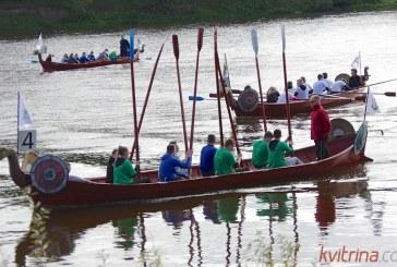Mokytojo dienos regata Nemuno vandenį skrodė jau dešimtą kartą