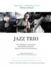 Jazz trio Kurhauze