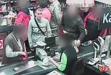 Policija ieško vyro, nesumokėjusio už prekes