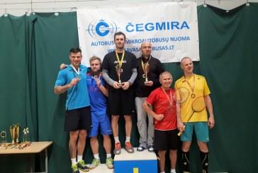 """Dalius Juodsnukis – """"Čegmira 2017"""" taurės nugalėtojas"""