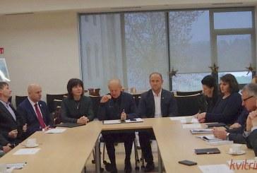 Mero ir jo komandos susitikimo su verslininkais rezultatas – planų pristatymas ir aiški žinia dėl seniūnijų ribų korekcijų