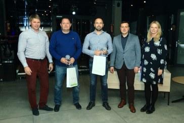 Prieniškiai – MG Baltic Masters taurės prizininkai