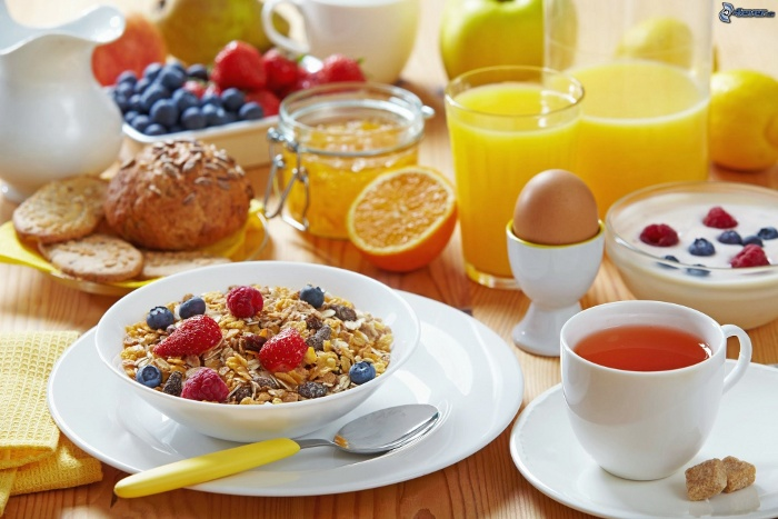 pusryčių hipertenzija