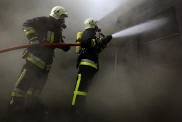 Kiek vandens reikia degančiam namui užgesinti?