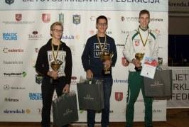 Paulius Černevičius pagerino asmeninį rekordą ir tapo čempionu