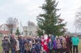 Stakliškės įžiebė Kalėdinę eglę ir išdalino Angelus (Foto reportažas)