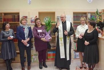 Jiezne oficialiai atidarytos atnaujintos bibliotekos patalpos (Foto reportažas)