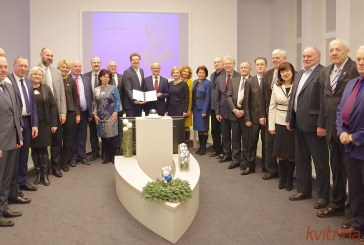 Prienų rajono Savivaldybės taryba patvirtino nuostatus dėl Mato Šalčiaus premijos skyrimo