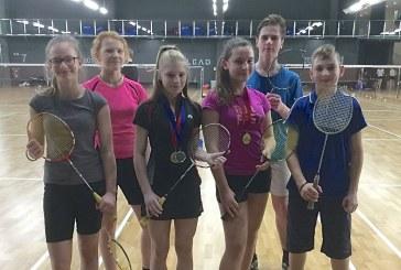 Atgimstančios Balbieriškio badmintono mokyklos auklėtiniai sėkmingai pasirodė CBC Junior respublikinėse badmintono varžybose