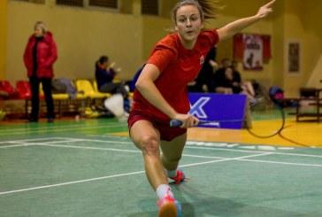 Gerda Trakymaitė – Lietuvos aukščiausiosios badmintono lygos komandinio čempionato prizininkė
