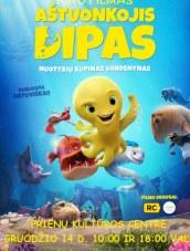 Aštuonkojis Dipas – kino filmas