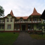 Buvusi sanatorija Ramune