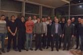 """""""Vytauto"""" komandos vakarienė """"Royal SPA Residence"""" (Foto reportažas)"""