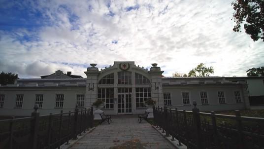 buvusi raudonojo kryziaus sanatorija