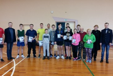 Stalo teniso turnyre Išlauže – svečių iš Garliavos pergalės