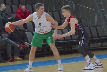"""Aurimo Birgelio vedama """"Guosta"""" Vilniuje pranoko """"Lietuvos rytą-2"""""""