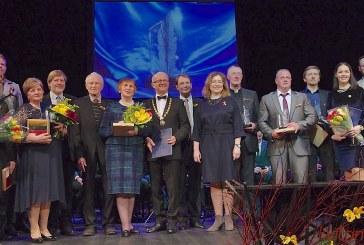 """Apdovanojimų """"Dėkingumas"""" įteikimo ceremonija (Foto reportažas)"""